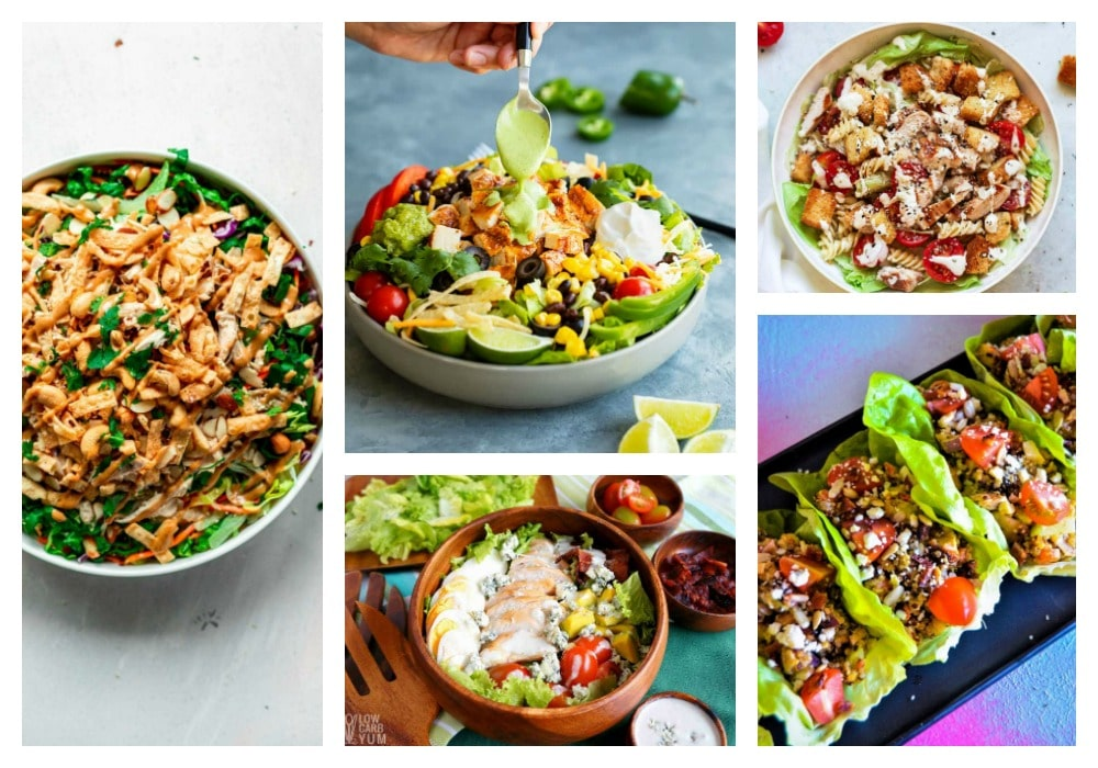 recipes using leftover grilled chicken