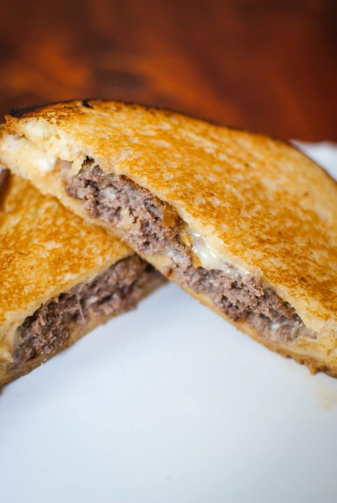 chipotle patty melts