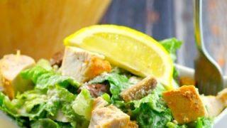 Grilled Chicken Caesar Salad Dressing