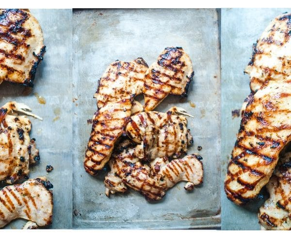 Ranch Grilled Meal Prep Chicken