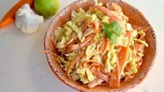 Nut-Free Thai Chicken Salad