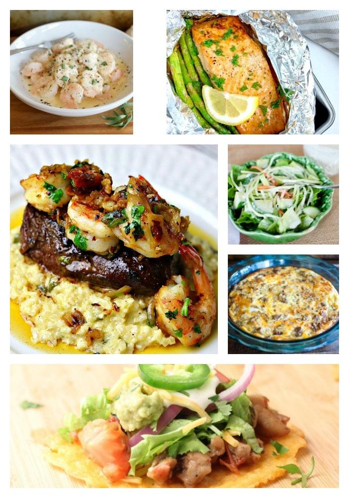keto meal prep ideas