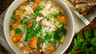 Better-Than-Grandma's Homemade Chicken Noodle Soup