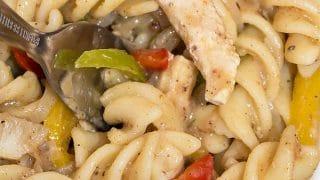 Easy Rasta Pasta Recipe [+Video]