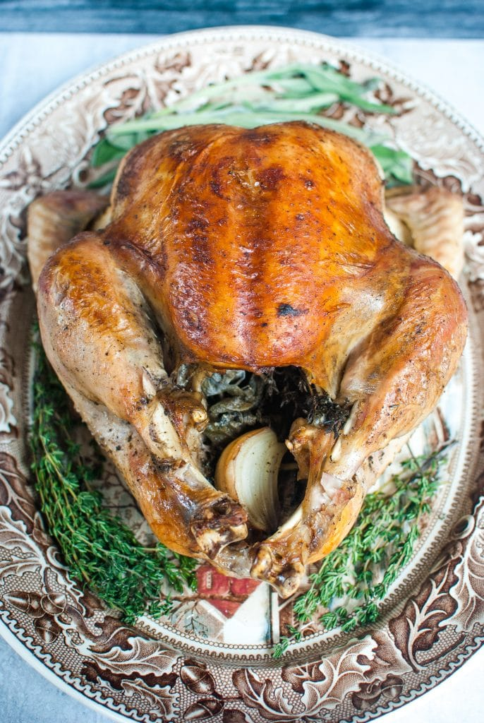 Grandma's Baked Thanksgiving Turkey