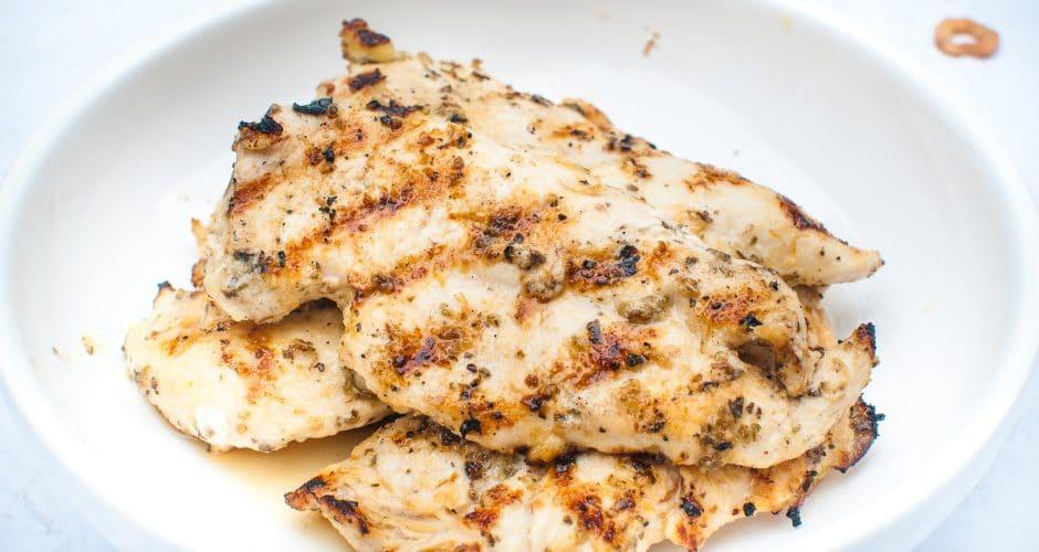 Easy Greek Grilled Chicken Marinade