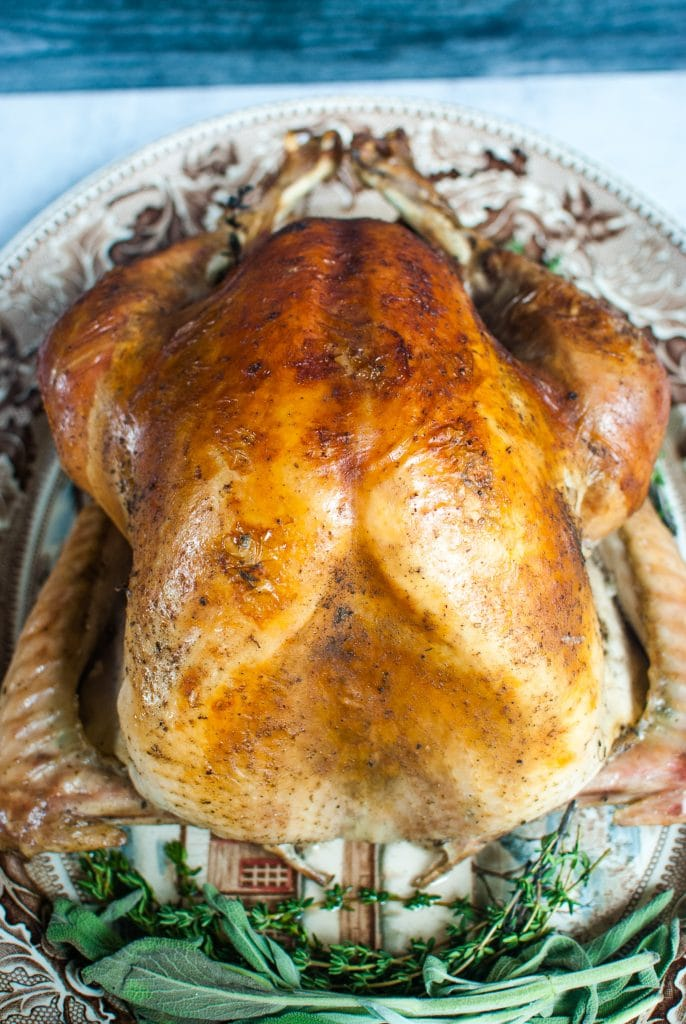 Seasoned Roast Turkey