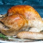 Grandma's Roasted Turkey