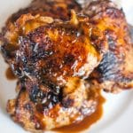 Oven Roasted Balsamic Chicken