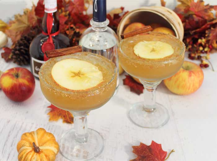 Apple Cider Margarita – A Fall Cocktail