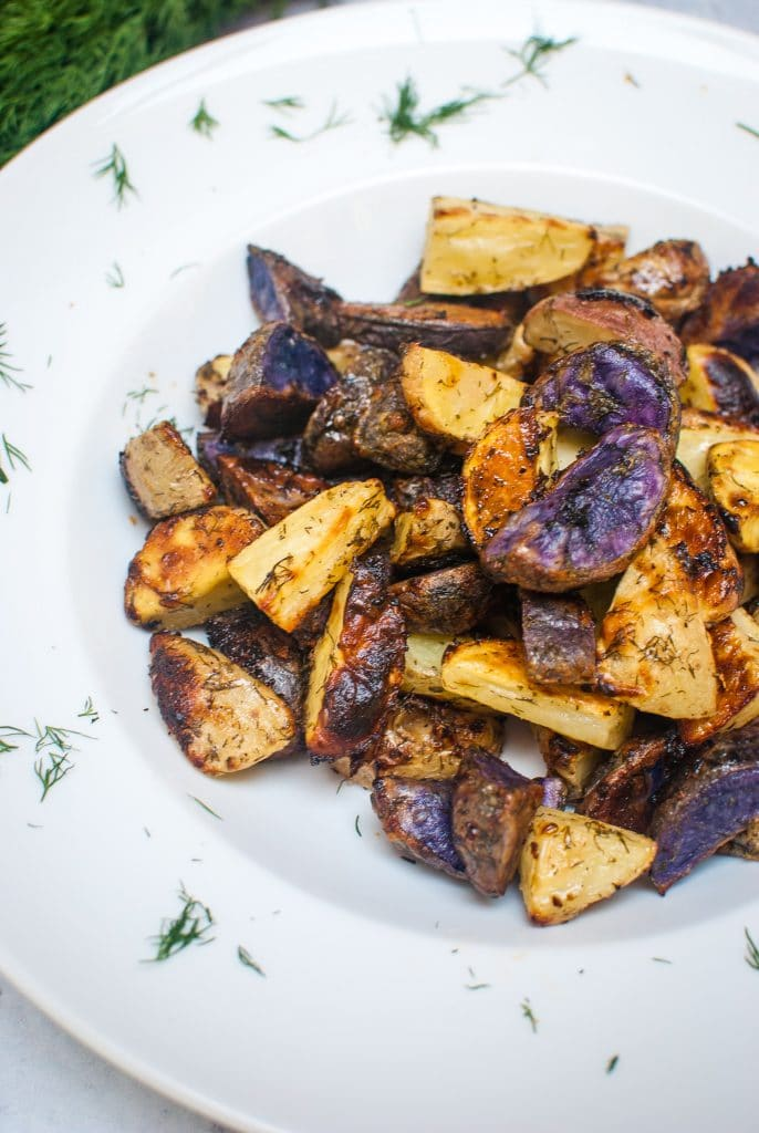 Hidden Valley Roasted Potatoes