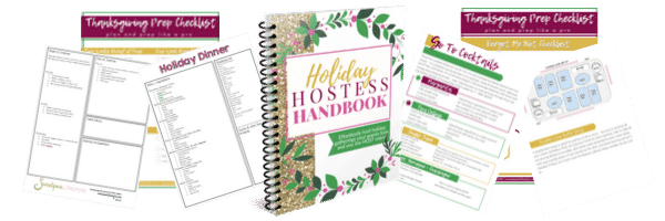 holiday hostess handbook