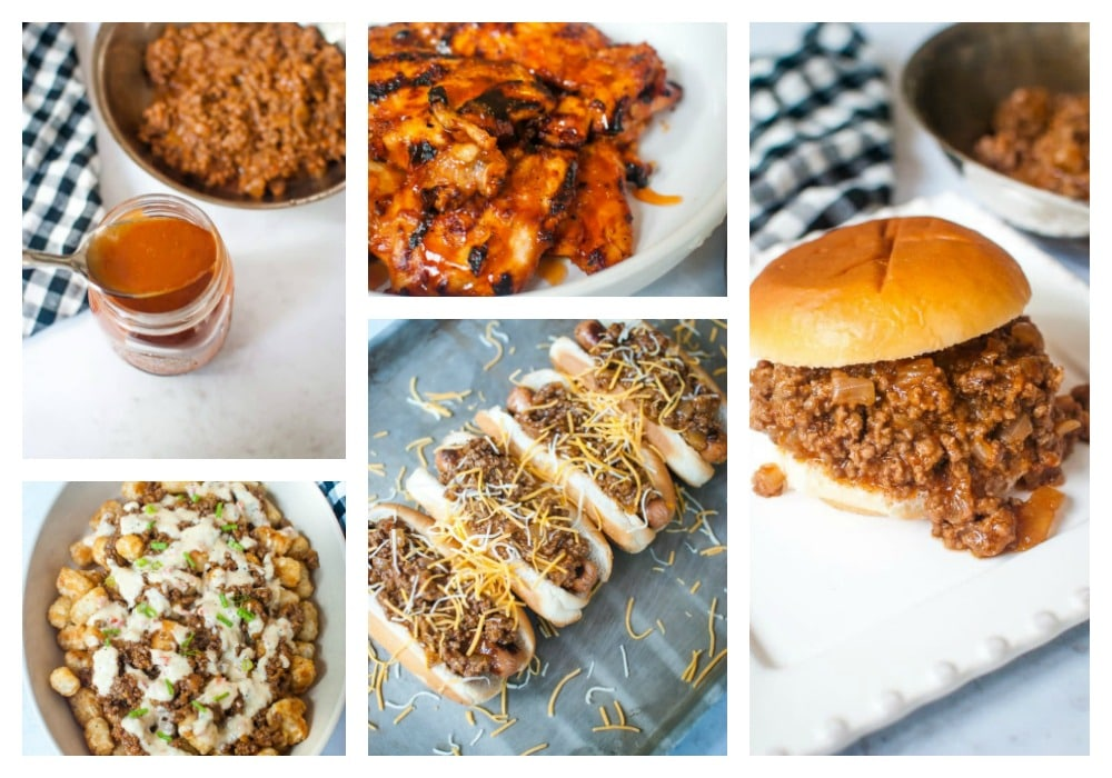 sloppy joe fest recipes