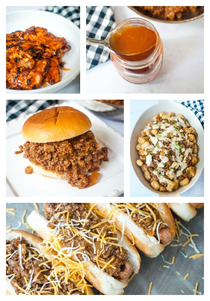 sloppy joe fest recipes using one sloppy joe sauce