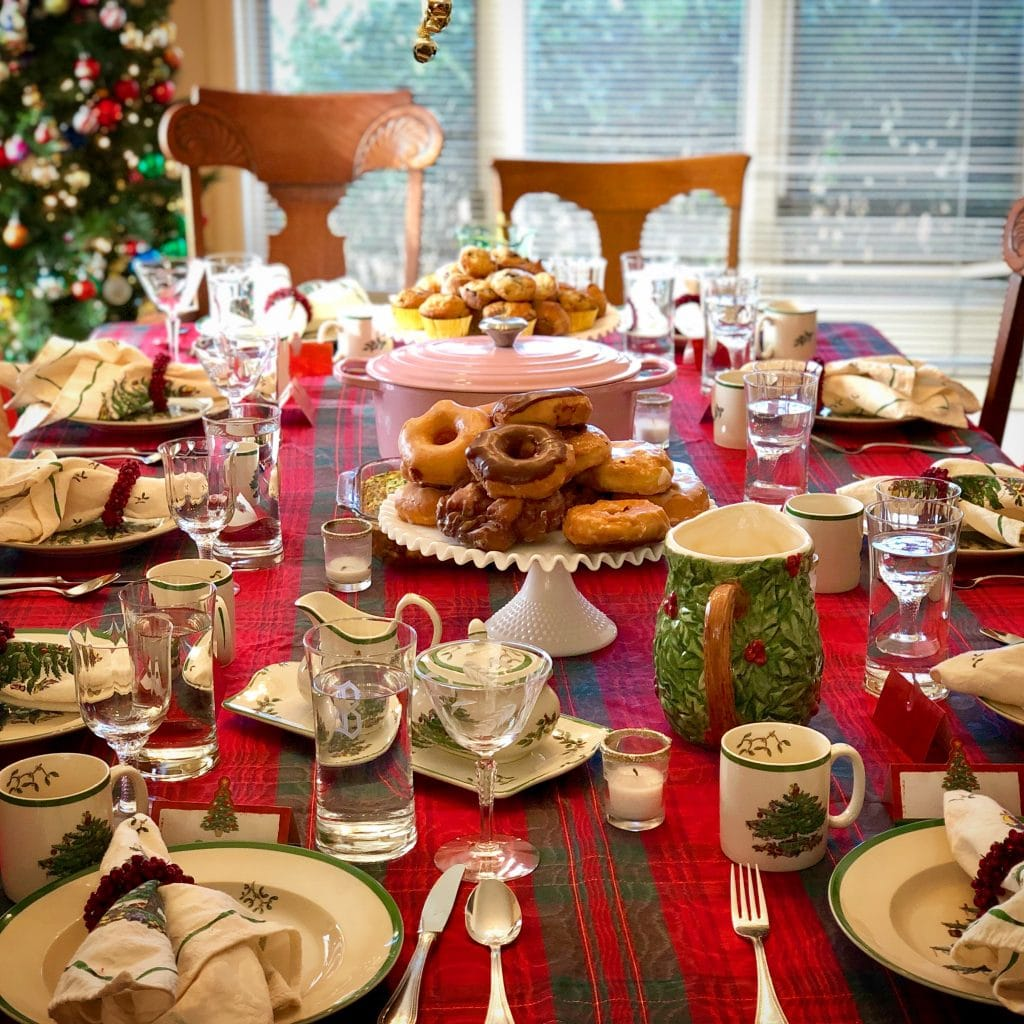 holiday brunch ideas