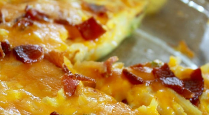 Weekend Breakfast Casserole Recipe