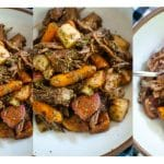 Pot Roast for Two Recipe from Sweetpea Lifestyle