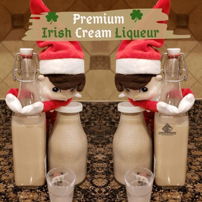 Premium Irish Cream Liqueur Recipe