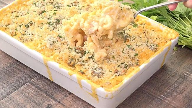 Buffalo Chicken Mac 'n Cheese Recipe