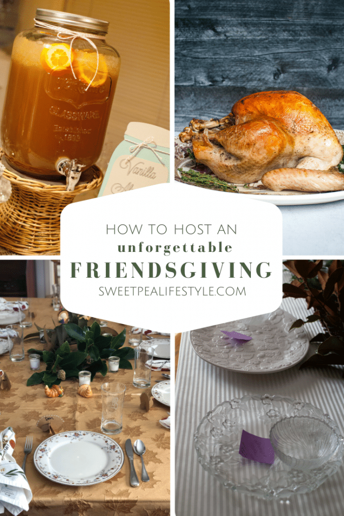 how to host friendsgiving guide