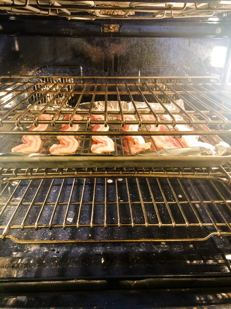 Baking Bacon in a Cold Oven