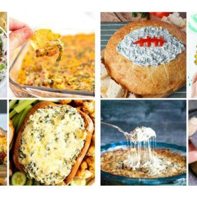 39 Super Bowl Dip Recipes You Need to Make!