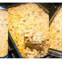 Tuna Noodle Casserole Cover