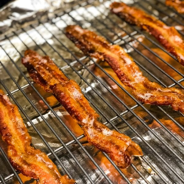 easy baked bacon