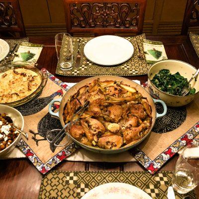 Alison Roman Dinner Party Idea