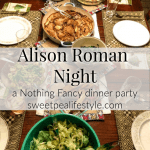 alison roman dinner party