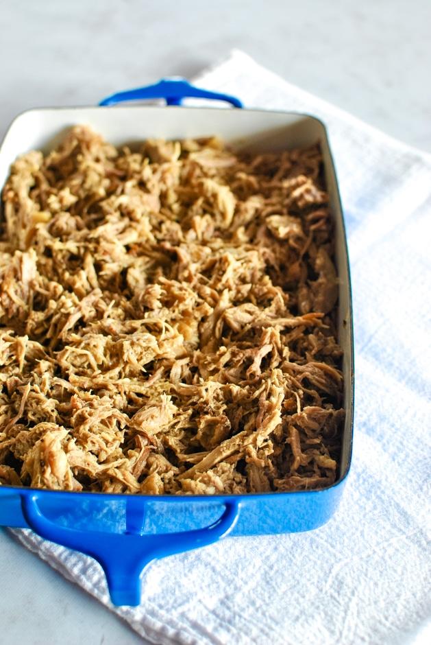 Easy Oven Roasted Pork