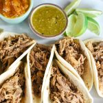 Mango Pulled Pork Tacos