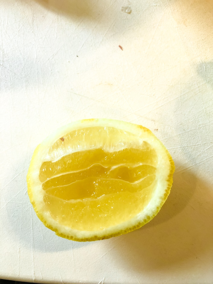 lemon cheek