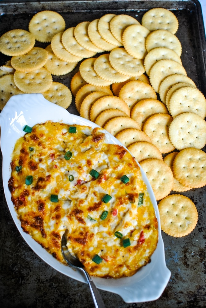 Baked Pimento Cheese Dip Recipe