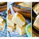 Baking powder biscuits cover photo