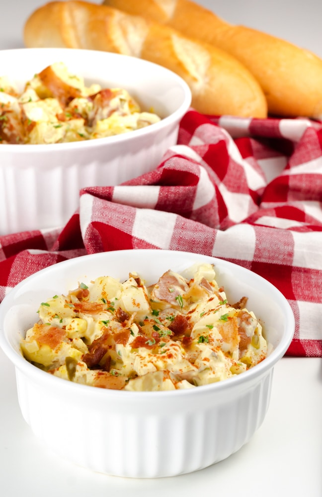 Southern Potato Salad (Instant Pot & Stove Top)
