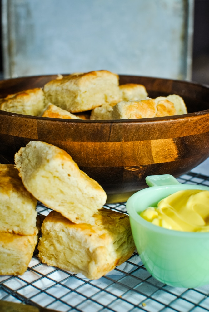 southern homemade biscuits