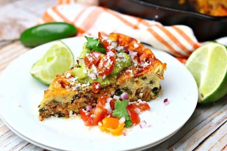 Hatfield® Recipe Essentials Chorizo Mexican Frittata