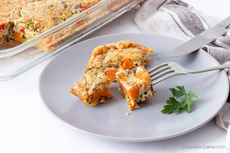 Breakfast Casserole Recipe With Sweet Potatoes And Beef