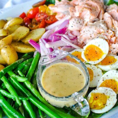 Nicoise Salad Cover