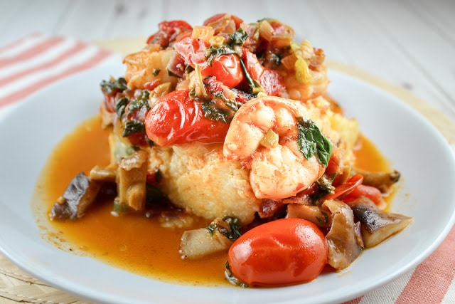 Copycat Otto's Shrimp and Grits