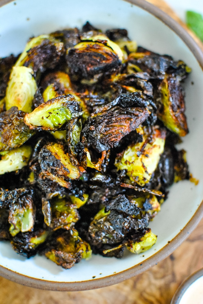 Hidden Valley Ranch Brussel Sprouts