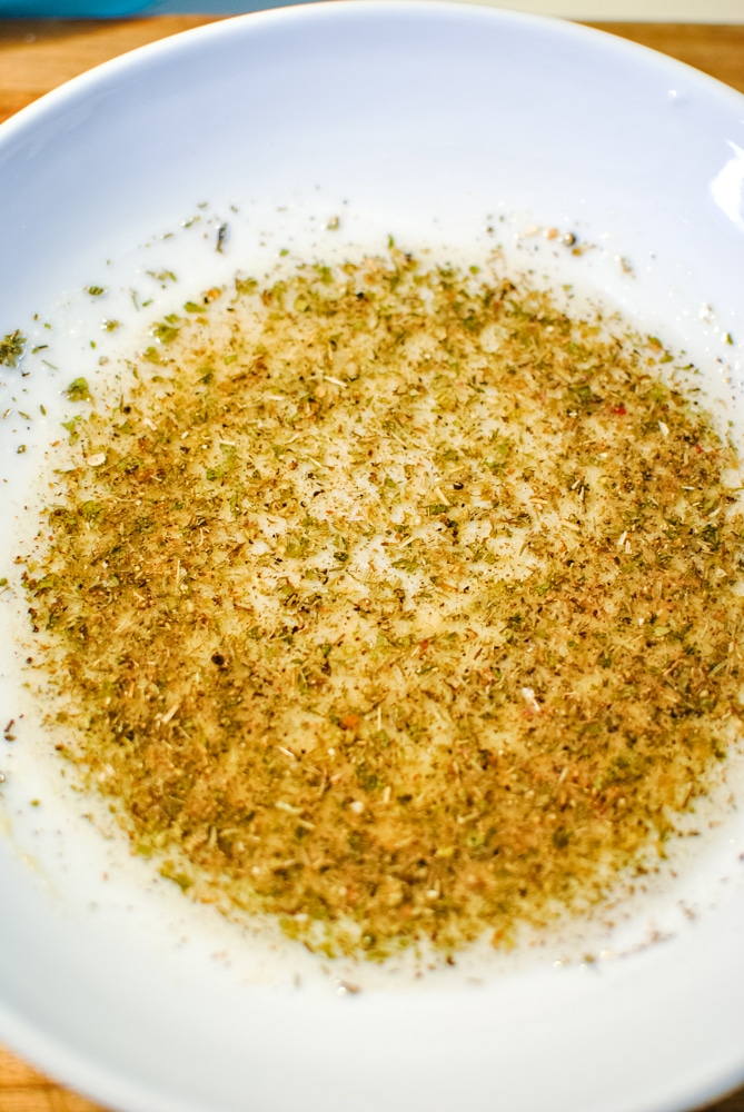 Homemade Italian Seasoning Marinade
