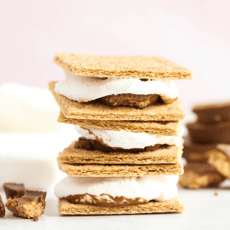 Microwavable S'mores   Simply Made Recipes