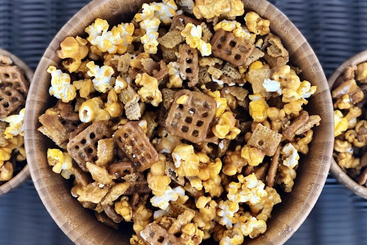 Chicago Style Snack Mix: An Addictive Party Treat