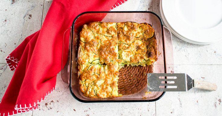 Italian Zucchini Bake