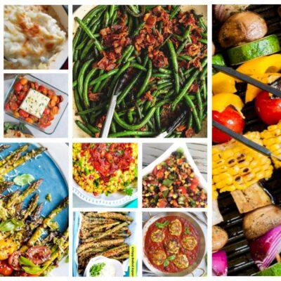 48 Summer Side Dish Ideas