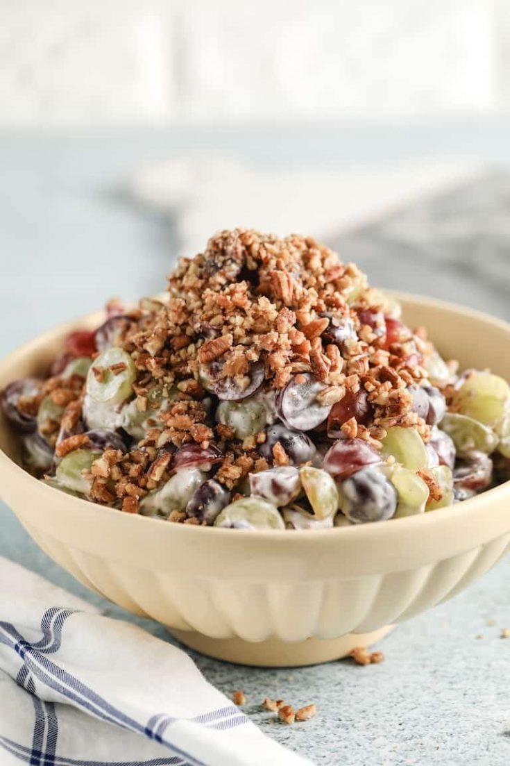 Easy Southern Grape Salad