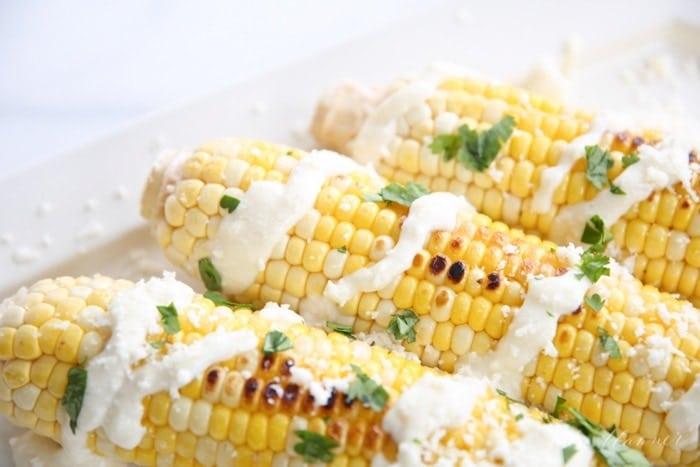 Mexican Street Corn | Elote Recipe