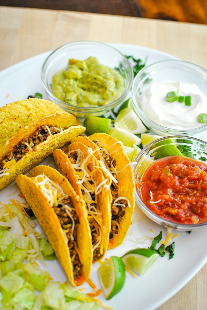Easy Make Ahead Taco Meat
